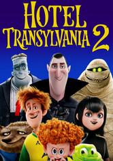 Rent Hotel Transylvania 2 on DVD