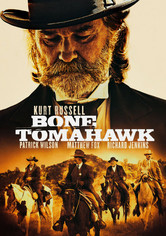 Rent Bone Tomahawk on DVD