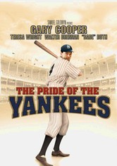 Rent The Pride of the Yankees on DVD