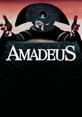 Rent Amadeus on DVD