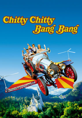Rent Chitty Chitty Bang Bang on DVD