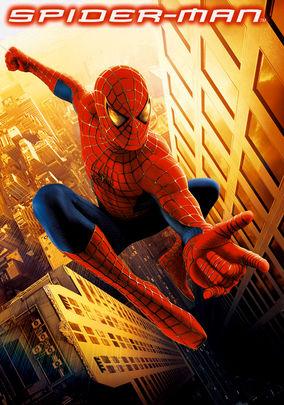 Rent Spider-Man on DVD
