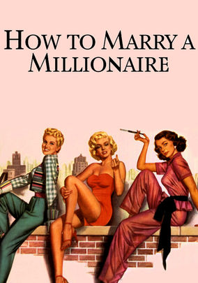 Rent How to Marry a Millionaire on DVD