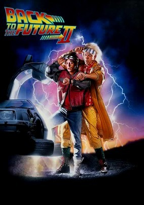 Rent Back to the Future Part II on DVD