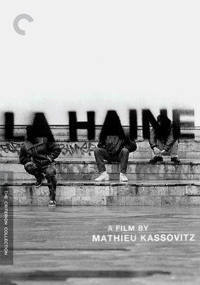 Rent La Haine on DVD