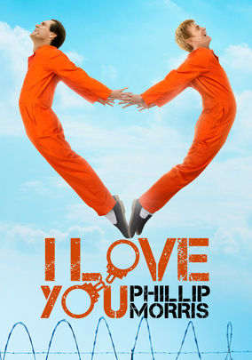 Rent I Love You Phillip Morris on DVD