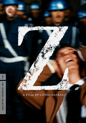 Rent Z on DVD