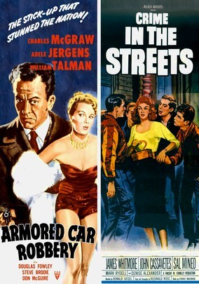 Rent Armored Car Robbery / Crime in the Streets on DVD