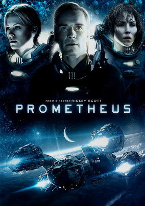 Rent Prometheus on DVD