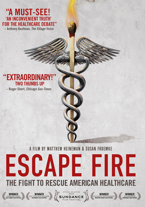 Rent Escape Fire on DVD