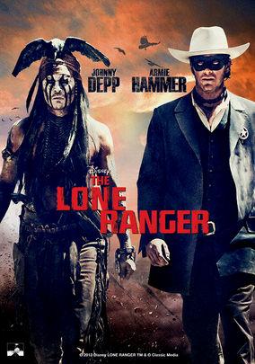 Rent The Lone Ranger on DVD