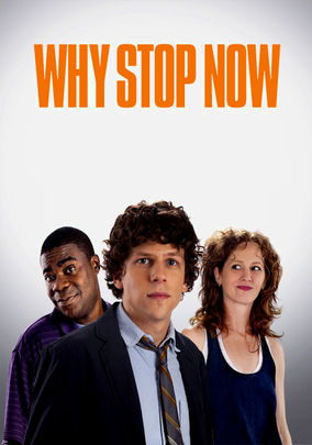 Rent Why Stop Now on DVD