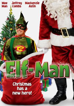 Rent Elf-Man on DVD