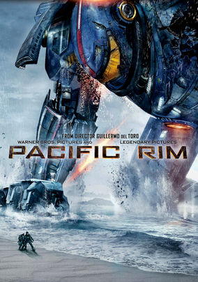 Rent Pacific Rim on DVD