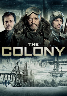 Rent The Colony on DVD