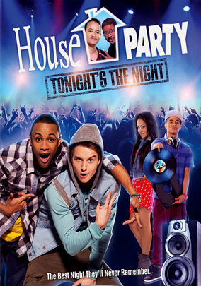 Rent House Party: Tonight's the Night on DVD