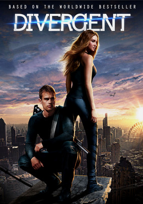 Rent Divergent on DVD