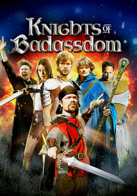 Rent Knights of Badassdom on DVD