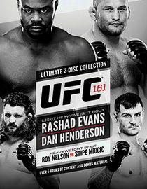 Rent UFC 161: Evans vs. Henderson on DVD