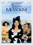 Tea with Mussolini (1998) Box Art