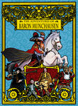 Adventures of Baron Munchausen poster
