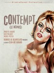 Contempt (Le Mepris) poster