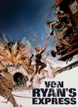 Von Ryan's Express (1965) Box Art