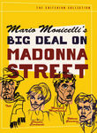 Big Deal on Madonna Street (I soliti ignoti) poster