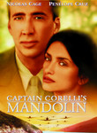 Captain Corelli's Mandolin (2001) Box Art