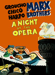Night at the Opera (1935) poster