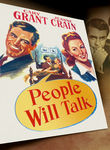 People Will Talk (1951) poster