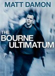 The Bourne Ultimatum (2007) Box Art