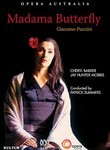 Madama Butterfly from San Francisco Opera poster