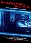 Paranormal Activity (2007) Box Art