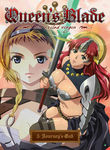 Queen's Blade: The Exiled Virgin: Vol. 3: Journey's End