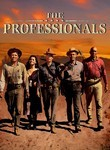 The Professionals (1966) Box Art